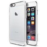 "SPIGEN iPhone 6 (4.7"") Case Thin Fit Series [SGP10939] - Crystal clear - Casing Handphone / Case"